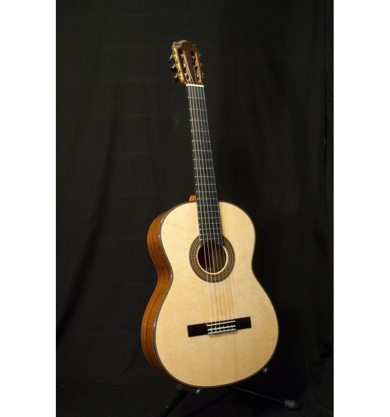 Martinez ESPAÑA 10 S, guitarra clásica hecha en España