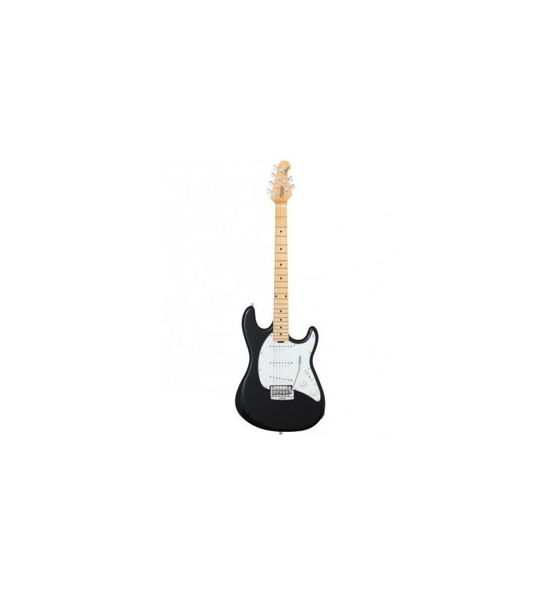 Guitarra Eléctrica STERLING by MUSIC MAN CUTLASS CT50 - NEGRA