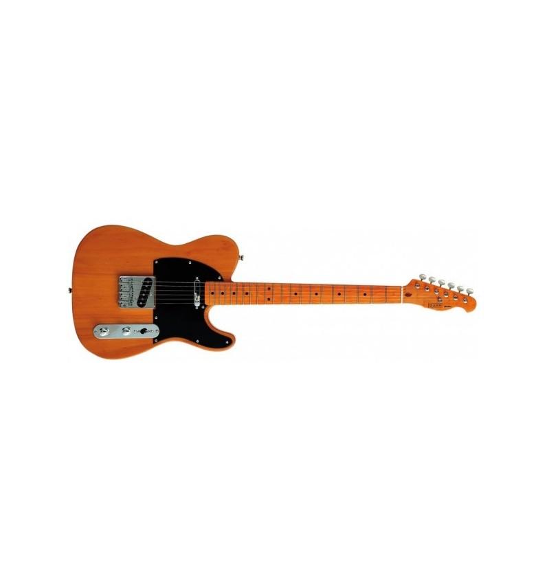 Guitarra eléctrica Oqan TELECASTER TL10 natural