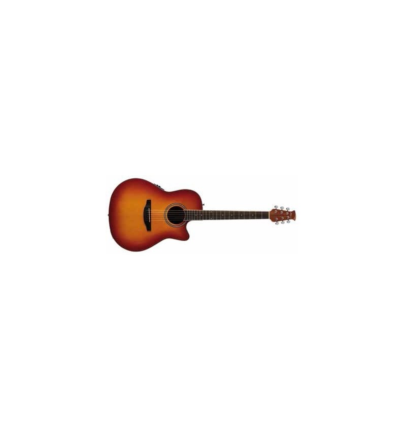 APPLAUSE Guitarra electro-acústica AB24II Mid Cutaway Honey Burst